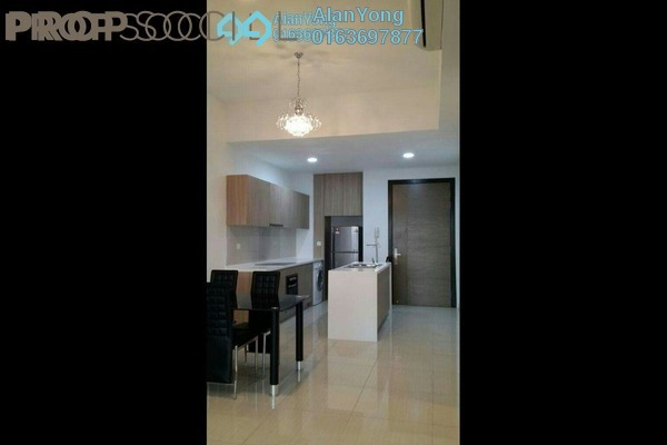 For Rent Condominium at The Elements, Ampang Hilir Freehold Fully Furnished 2R/1B 2.8k