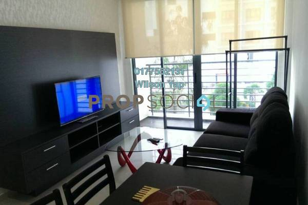 For Rent Condominium at DPulze, Cyberjaya Freehold Fully Furnished 1R/1B 1.7k