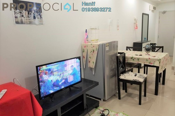 For Rent Apartment at Menara U2, Shah Alam Freehold Fully Furnished 2R/1B 150translationmissing:en.pricing.unit