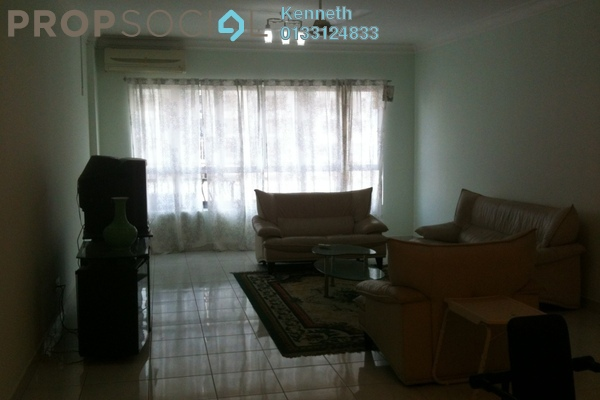 For Sale Condominium at Dataran Prima Condominium, Kelana Jaya Freehold Semi Furnished 3R/2B 830k