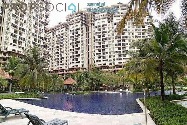 For Sale Condominium at Armanee Condominium, Damansara Damai Freehold Fully Furnished 3R/3B 660k