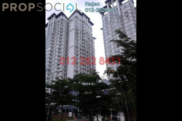 For Sale Condominium at 1Sentul, Sentul Freehold Unfurnished 3R/2B 600k
