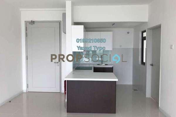 For Sale Condominium at Mahogany Park, Kajang Freehold Semi Furnished 3R/2B 600k