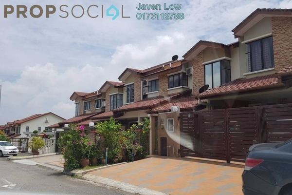 For Sale Terrace at Puteri 11, Bandar Puteri Puchong Freehold Semi Furnished 4R/4B 1.1m