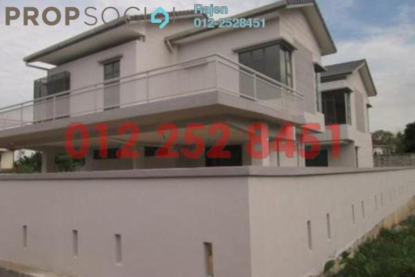For Sale Bungalow at Taman Tasik Titiwangsa, Titiwangsa Freehold Unfurnished 4R/4B 2.8m