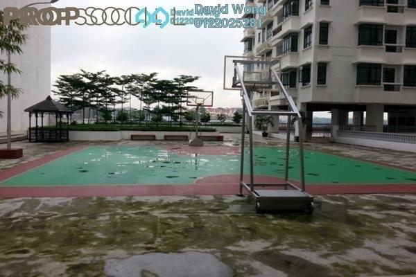 For Rent Condominium at The Heritage, Seri Kembangan Leasehold Fully Furnished 2R/2B 2k
