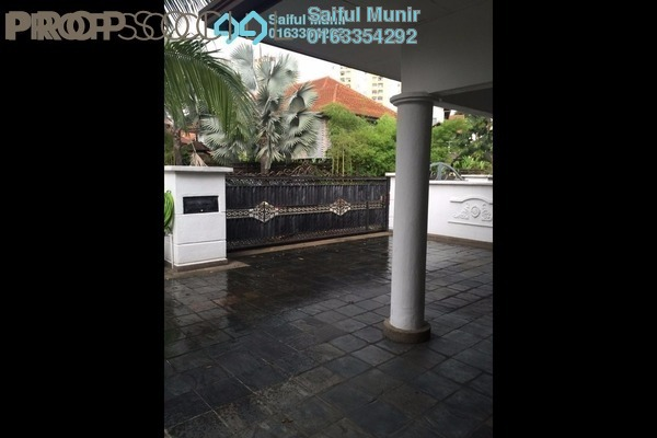 For Sale Semi-Detached at Sunway Utama, Bandar Sunway Leasehold Semi Furnished 5R/4B 1.6m