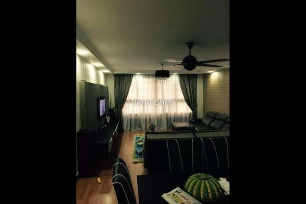 For Sale Condominium at Mont Kiara Pelangi, Mont Kiara Leasehold Fully Furnished 3R/2B 950k