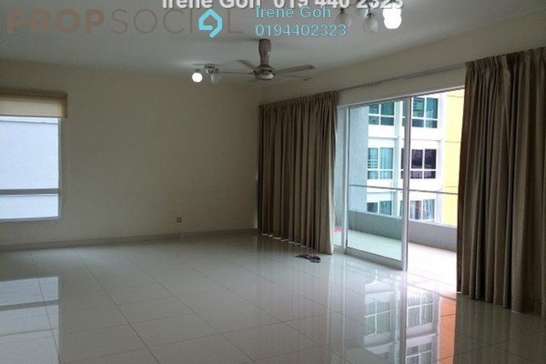 For Rent Condominium at Central Park, Seremban 2 Freehold Semi Furnished 5R/5B 3k