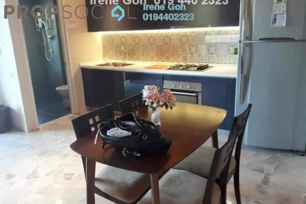 For Sale Condominium at Sea Range Tower, Batu Ferringhi Freehold Fully Furnished 2R/2B 560k