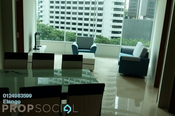 For Sale Condominium at Vortex Suites & Residences, KLCC Freehold Fully Furnished 2R/2B 1.07m