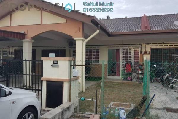 For Sale Terrace at Taman Iram Perdana, Telok Panglima Garang Freehold Semi Furnished 3R/2B 300k
