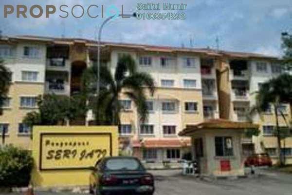 For Sale Apartment at Seri Jati Apartment, Bandar Puteri Puchong Freehold Semi Furnished 3R/2B 299k