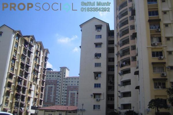 For Sale Serviced Residence at Vista Lavender, Bandar Kinrara Freehold Semi Furnished 3R/2B 230k