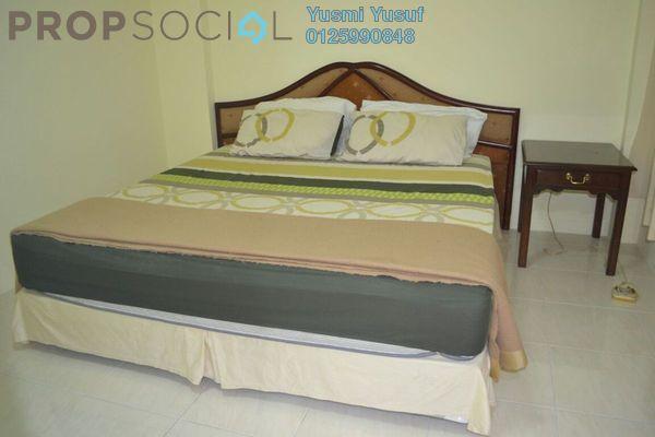For Sale Condominium at Unipark Condominium, Kajang Freehold Semi Furnished 3R/2B 399k
