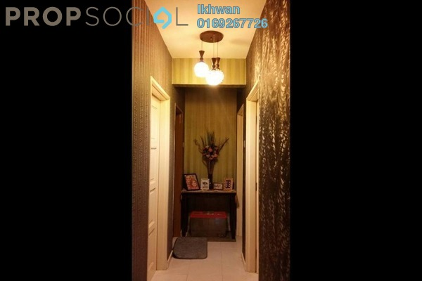 For Sale Apartment at Mandarina Court, Cheras Freehold Semi Furnished 3R/2B 320k