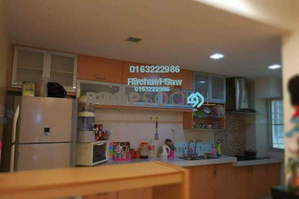For Rent Condominium at Platinum Lake PV10, Setapak Freehold Fully Furnished 4R/2B 2k