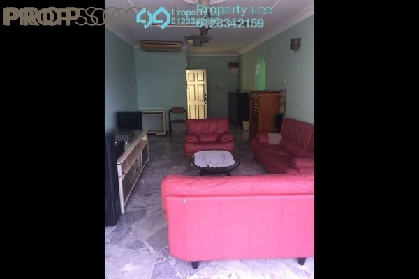 For Rent Condominium at Sri Intan 1, Jalan Ipoh Freehold Fully Furnished 3R/2B 1.4k
