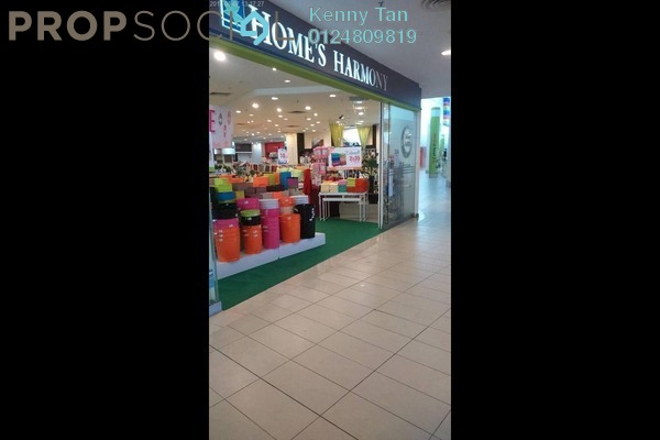 For Rent Shop at Queensbay Mall, Bayan Indah Freehold Fully Furnished 0R/0B 3.6k