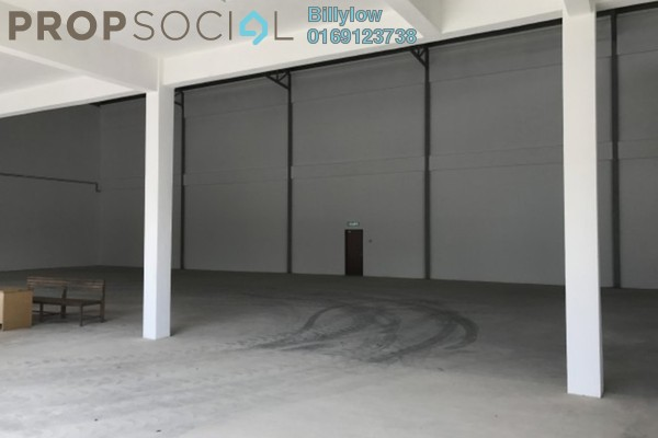 For Rent Factory at Jenjarom, Selangor Freehold Unfurnished 0R/0B 22k