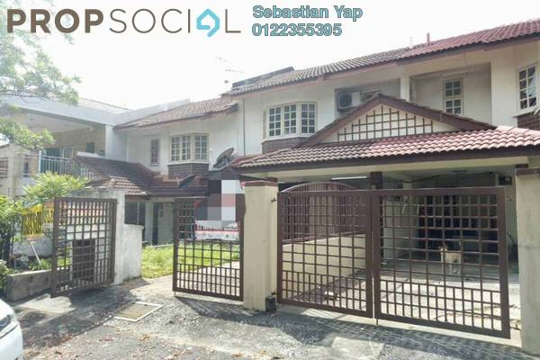 For Sale Terrace at BK1, Bandar Kinrara Freehold Unfurnished 4R/3B 638k