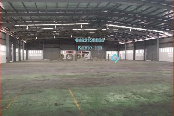 For Rent Factory at TSB Commercial Centre, Sungai Buloh Freehold Unfurnished 0R/0B 68k