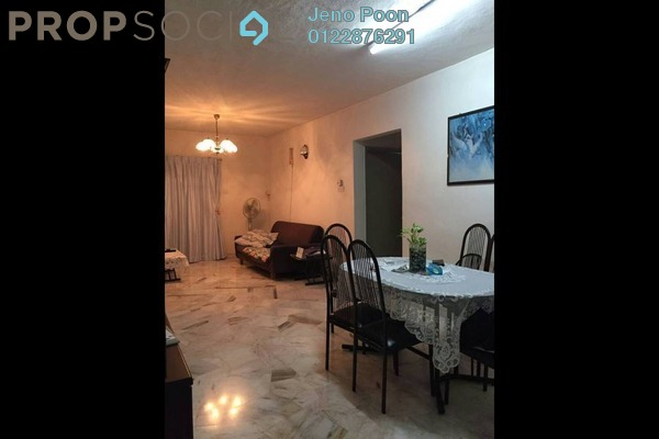 For Sale Condominium at Brem Park, Kuchai Lama Freehold Semi Furnished 3R/2B 435k