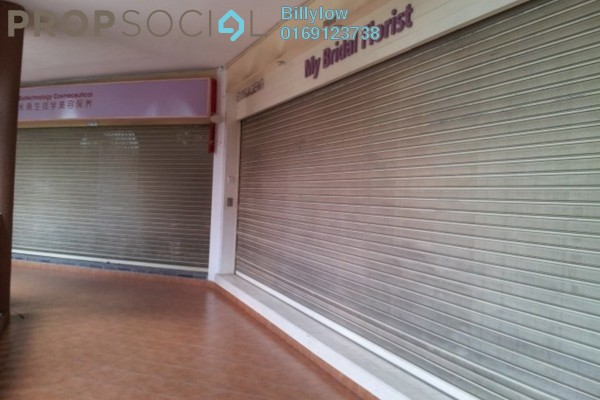 For Sale Shop at Casa Tropicana, Tropicana Freehold Unfurnished 0R/0B 750k