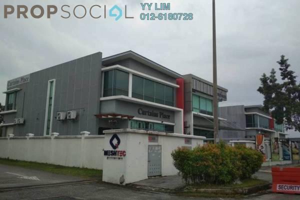 For Sale Factory at Surian Industrial Park, Kota Damansara Freehold Unfurnished 0R/0B 6.55m