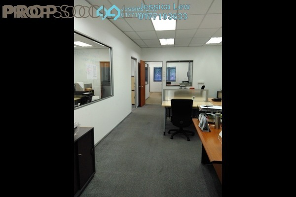 For Rent Office at Perdana Business Centre, Damansara Perdana Freehold Semi Furnished 0R/0B 2.3k