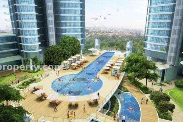For Sale Condominium at 11 Mont Kiara, Mont Kiara Freehold Semi Furnished 4R/6B 2.65m