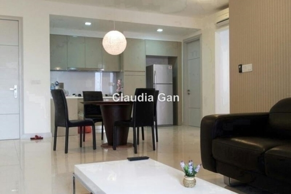 For Rent Condominium at The Westside One, Desa ParkCity Freehold Semi Furnished 1R/1B 3.2k