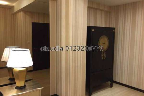 For Rent Condominium at Villa Orkid, Segambut Freehold Semi Furnished 5R/6B 11k