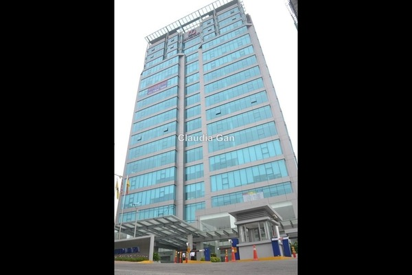 For Rent Office at Menara Mudajaya, Mutiara Damansara Freehold Unfurnished 0R/0B 12.6k