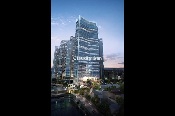 For Rent Office at KL Eco City, Mid Valley City Leasehold Unfurnished 0R/0B 4.5k