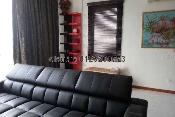 For Rent Condominium at Twins, Damansara Heights Freehold Semi Furnished 3R/2B 4.3k