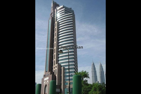 For Rent Office at Menara TH Selborn, KLCC  Unfurnished 0R/0B 8.8k