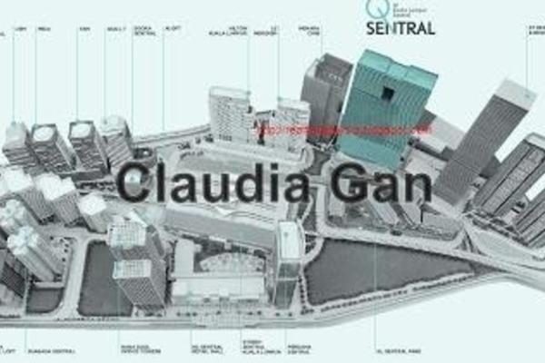 For Rent Office at Q Sentral, KL Sentral Freehold Unfurnished 0R/0B 8.3k