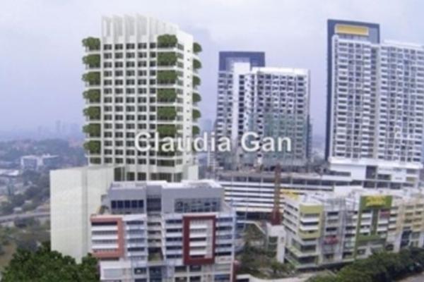 For Rent Office at Mercu Mustapha Kamal, Damansara Perdana  Unfurnished 0R/0B 71.5k