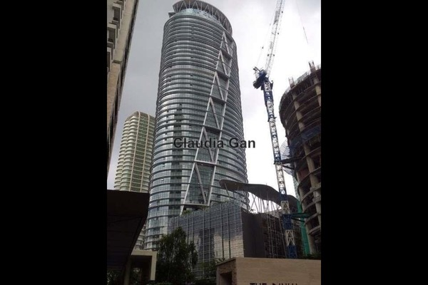 For Rent Office at Menara TH @ Platinum Park, KLCC  Unfurnished 0R/0B 47.9k