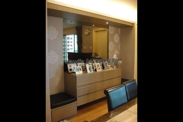 For Rent Condominium at i-Zen Kiara I, Mont Kiara Freehold Semi Furnished 3R/3B 4.8k