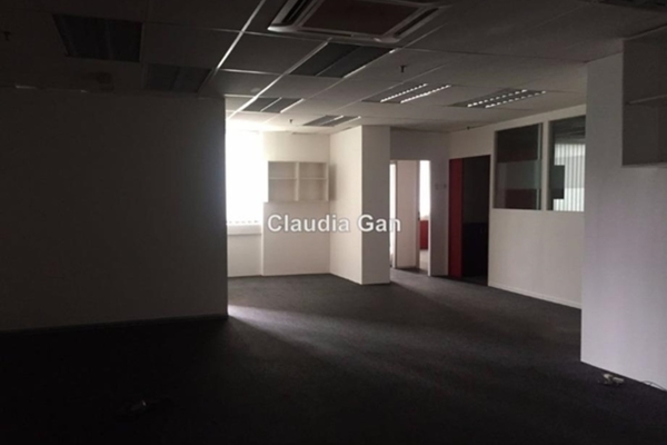 For Rent Office at Plaza Mont Kiara, Mont Kiara Freehold Unfurnished 0R/0B 4.59k