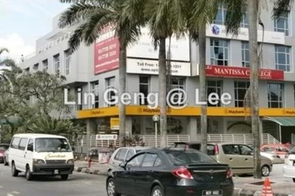 For Rent Office at Tun Mohd Fuad, TTDI  Semi Furnished 0R/0B 3k