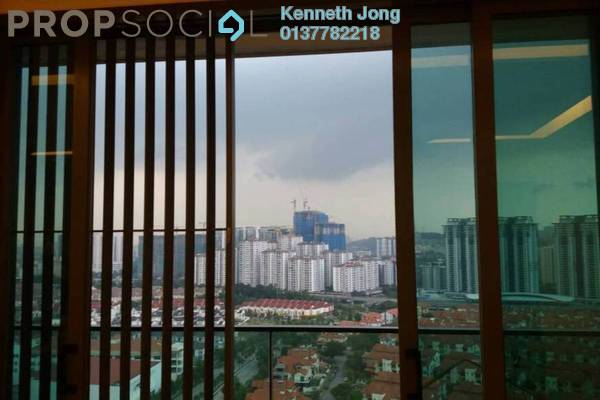 For Sale Condominium at The Treez, Bukit Jalil Freehold Semi Furnished 3R/4B 1.36m