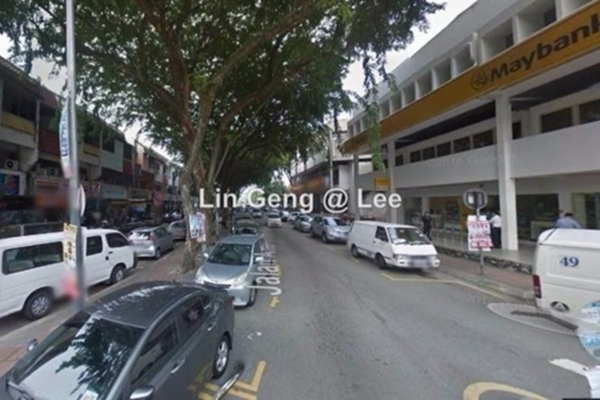 For Rent Shop at Aminuddin Baki, TTDI Freehold Unfurnished 0R/0B 8k