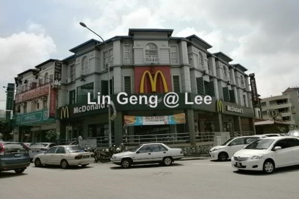 For Rent Shop at USJ 10, UEP Subang Jaya Freehold Unfurnished 0R/0B 6.5k