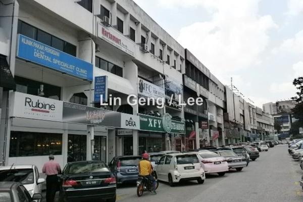 For Rent Office at Damansara Uptown, Damansara Utama Freehold Unfurnished 0R/0B 1.8k
