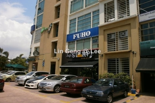For Rent Office at 3 Two Square, Petaling Jaya Leasehold Unfurnished 0R/0B 3.5k