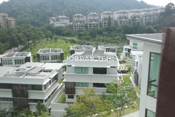 For Sale Bungalow at The Airie, Bandar Sri Damansara Freehold Semi Furnished 5R/6B 2.55m
