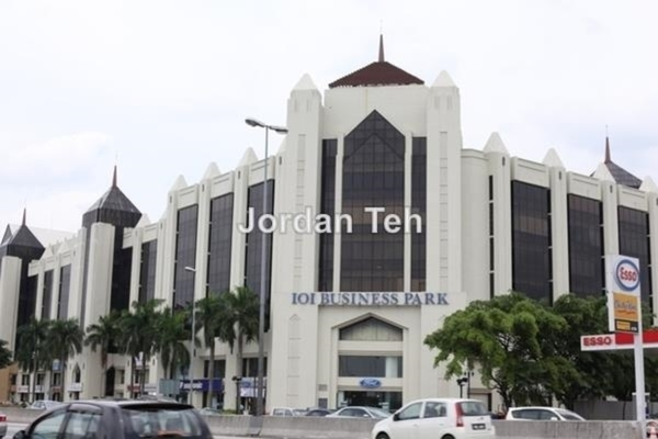 For Sale Office at IOI Business Park, Bandar Puchong Jaya Leasehold Unfurnished 0R/0B 545k